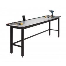 NewAge Garage Workbench N31080 - Width 96 inches, Stainless Steel Worktop