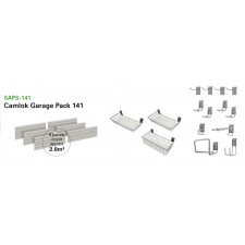 Garage Wall Storage Storewall Kit  - 26 Pieces DSW141