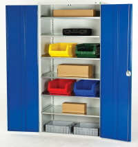 Bott Verso cupboard with shelves
