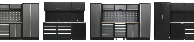 Sealey Garage And Workshop System Garagepride Uk