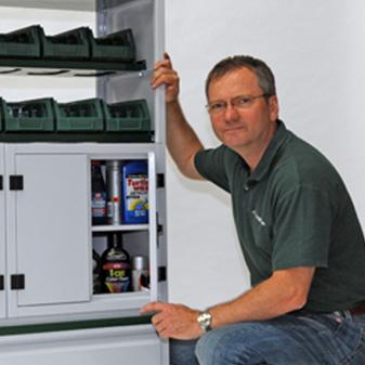 Ken Evans - Managing Director
