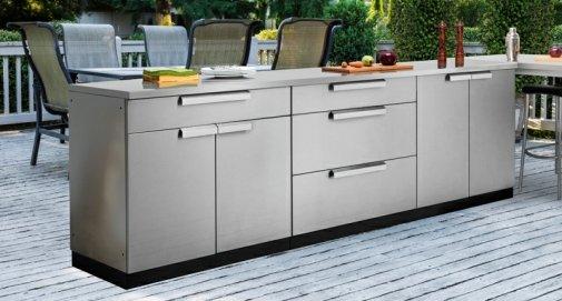Outdoor Kitchen Cabinets
