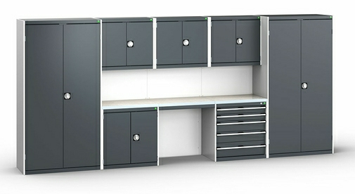 Garage Storage Cupboards For Sale
