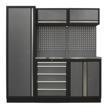 Sealey 5 Cabinet Set SSLP02 - Superline Pro Range