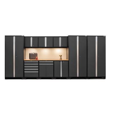 NewAge 10 Piece Set N52151 - Professional 3.0 Series Heavy Duty Garage or Workshop Set