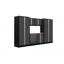 NewAge 7 Piece Set N52052 - Professional 3.0 Series Heavy Duty Garage or Workshop Set