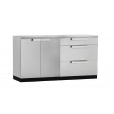 Outdoor Kitchen Cabinet 3 Piece Set - N65104