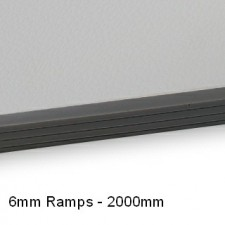 6mm Concealed Joint - Ramps