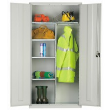 Steel Clothing and Equipment Cupboard 1830Hx915Wx457D EL3618CE