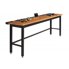 NewAge Garage Workbench N31081 - Width 96 inches, Bamboo Worktop