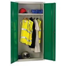 Shelf and Rail Cabinet 1830Hx915Wx460D J88M894S