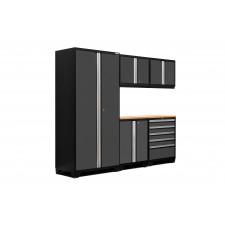 NewAge 6 Piece Set N52158 - Professional 3.0 Series Heavy Duty Garage or Workshop Set