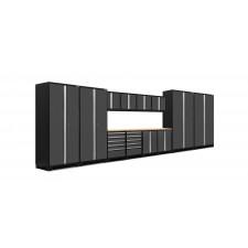 NewAge 14 Piece Set N52143 - Professional 3.0 Series Heavy Duty Garage or Workshop Set