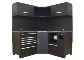 Sealey Premier Corner Solution Cabinet Set - SP06