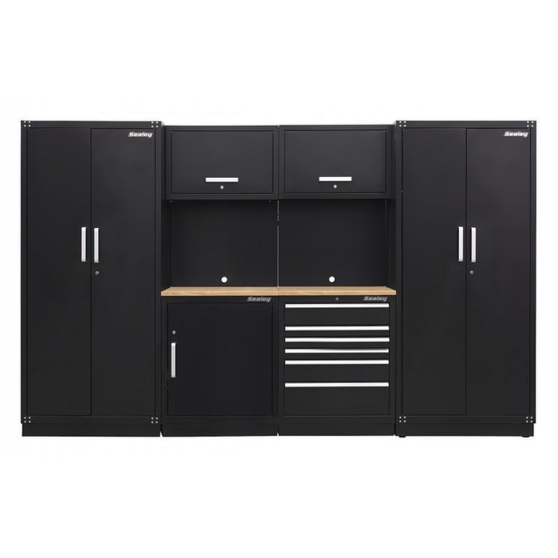 premier garage cabinets
