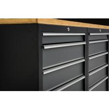 Helicopter hangar cabinets