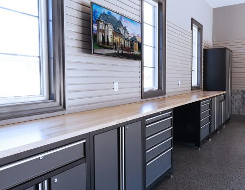NewAge Professional 3.0 run of cabinets