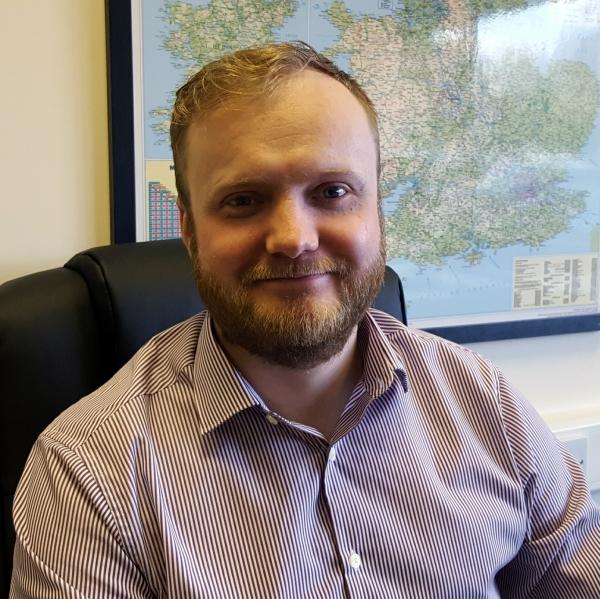 Richard Evans, GaragePride Sales Support