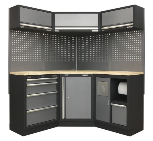 Sealey modular workshop cabinets