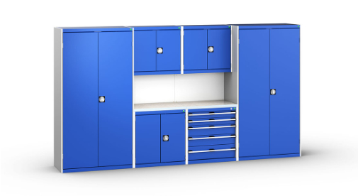 Bott Cubio Cabinets