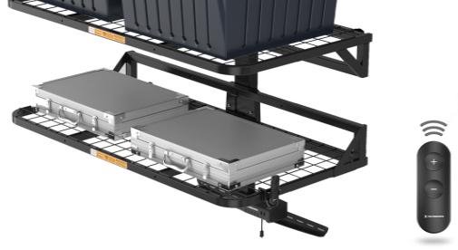 MOTOSTOR™ Motorised Wall Storage