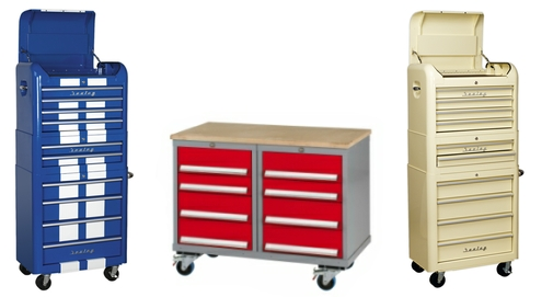 Tool Chests and Trolleys