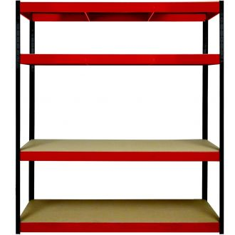 BOSS 4 Shelf Kit 1600x750x350mm BS13497