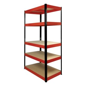 BOSS 5 Shelf Kit 1800x900x400mm BS13500