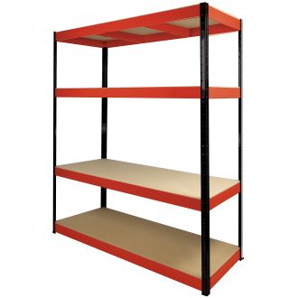 BOSS 4 Shelf Kit 1800x1600x600mm BS13504