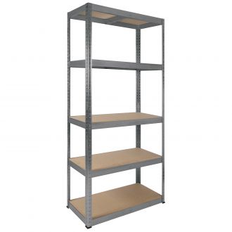 BOSS 5 Shelf Kit 1800x900x400mm BS13506