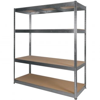 BOSS 4 Shelf Kit 1800x1600x600mm BS13510