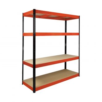 BOSS 4 Shelf Kit 1800x1600x600mm BS13513