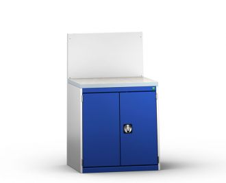 Bott Cubio 800mm Wide Free-Standing Cupboard Assembly with Back Panel