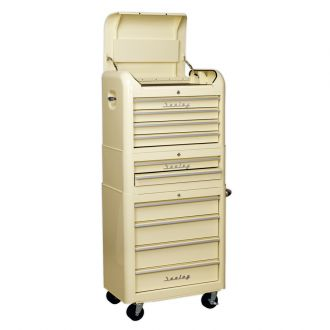Sealey Retro Tool Chest in Cream SAP282