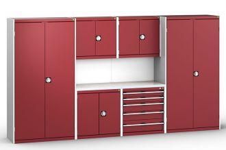 Bott Cubio Cabinet Set