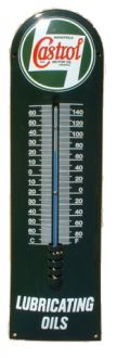 Thermometer Castrol