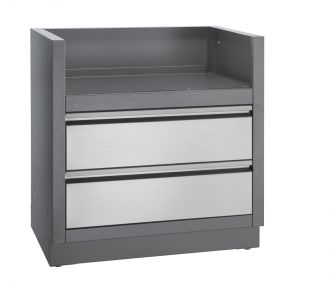 OASIS™ Under Grill Cabinet for Built-in PRO™ 500 Grill - NAPUGC500