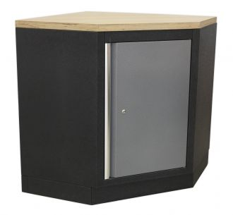 Sealey Modular Corner Floor Cabinet - SSLPCornerCup