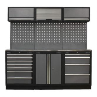 Sealey 6 Cabinet Set SSLP07 - Superline Pro Range
