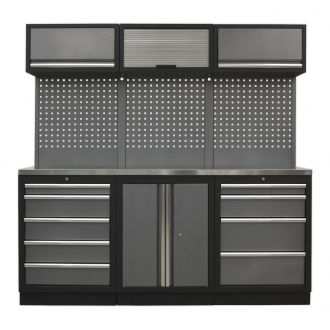 Sealey 6 Cabinet Set SSLP05 - Superline Pro Range