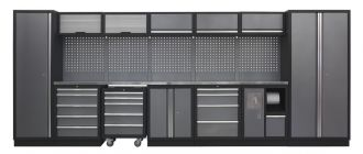 Sealey 12 Cabinet Set SSLP01 - Superline Pro Range
