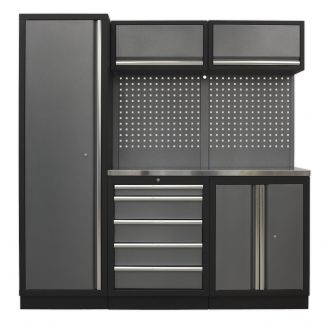 Sealey 5 Cabinet Set SSLP02 - Superline Pro Range