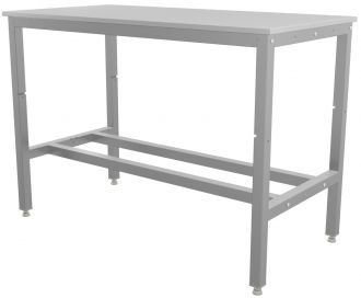 Heavy Duty Workbench - Flat-Packed, Easy Assembly