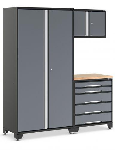 4 Piece Cabinet Set G2020