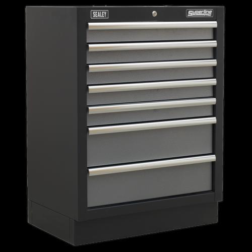 7 Best Online Interior Design Services: Sealey 7 Drawer Cabinet