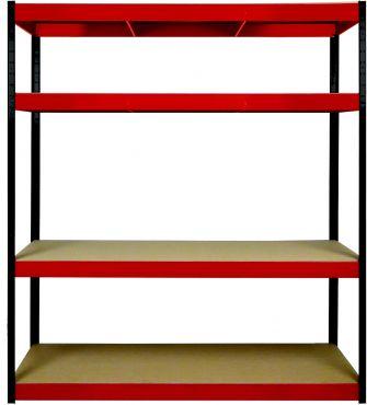 BOSS 4 Shelf Kit 1600x750x350mm BS13497