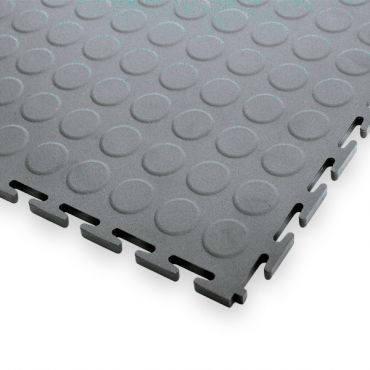 EVOtile Professional Tile 7mm - Raised Disk Texture