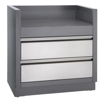 OASIS™ Under Grill Cabinet for Built-in LEX™ 485 Grill - NAPUGC485