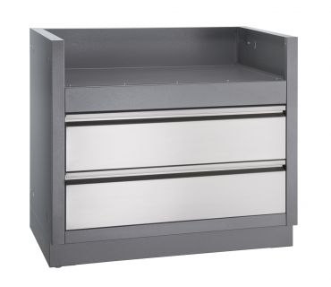 OASIS™ Under Grill Cabinet for Built-in LEX™ 605 Grill - NAPUGC605
