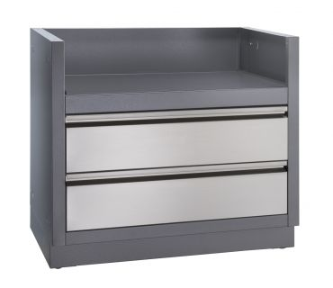 OASIS™ Under Grill Cabinet for Built-in PRO™ 665 Grill - NAPUGC665